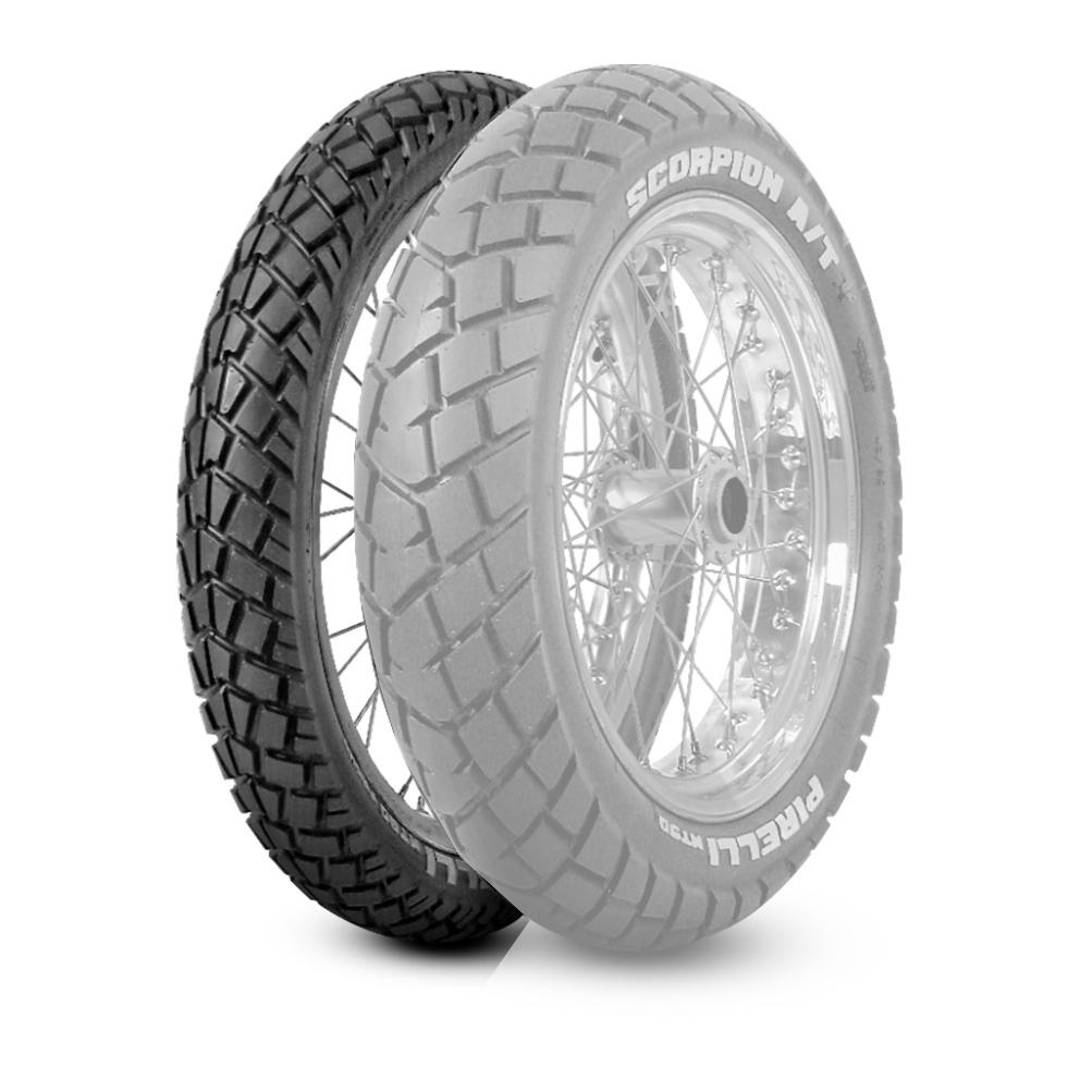 PIRELLI SCORPION MT90 A/T [80/90-21 M/C 48S] TIRE
