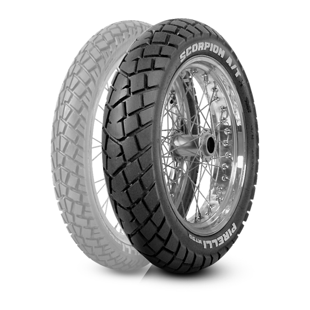 PIRELLI SCORPION MT90 A/T [110/80-18 M/C 58S] TIRE