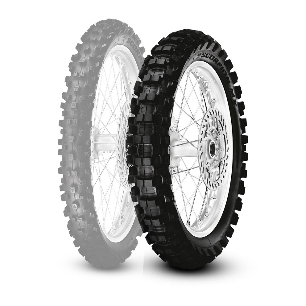 PIRELLI SCORPION MX EXTRA J [2.75-10 37J NHS] TIRE
