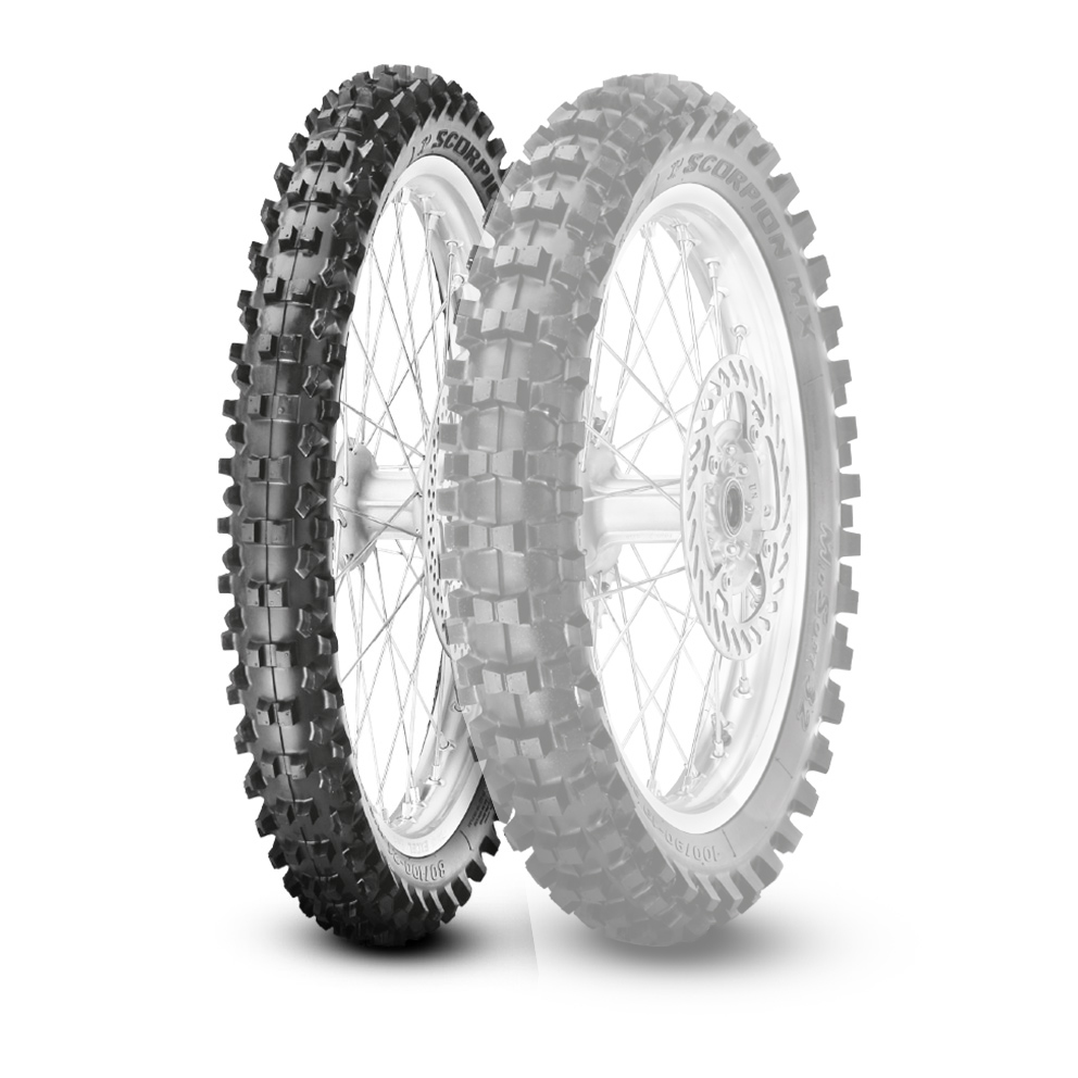 PIRELLI SCORPION MX MID SOFT 32 [2.50-10 33J NHS] 타이어