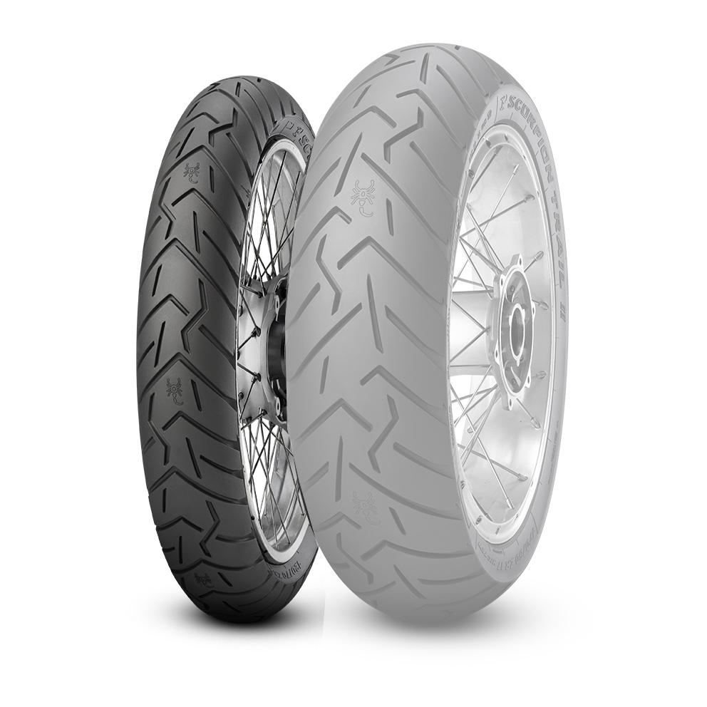 Pirelli 2746700 Pneumatico Moto Scorpion TRAIL II