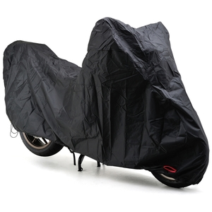 DAYTONA Cover Hitam Tahan Air Ringan 4L