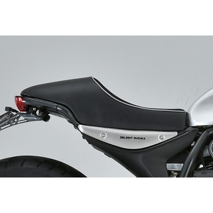 de LIGHT Cafe Racer Single Seat