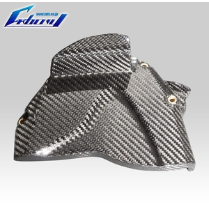 Carbony Dry Carbon Sprocket Cover