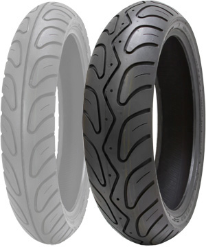 SHINKO R006 PODIUM [140/60R17 M/C 63V TL] Tire
