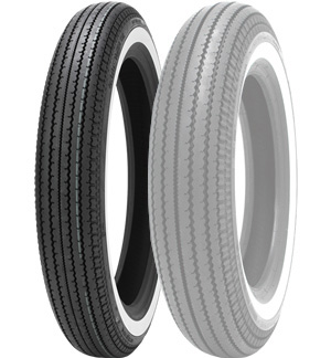 SHINKO E270 [3.00-21 57S (WW) TT] Tire