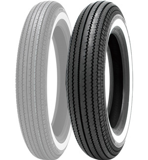 SHINKO E270 [4.50-18 70H (WW) TT] Tire