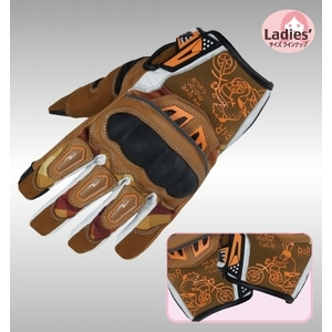 ROUGH&ROAD Wind Guard Protection Gloves Ladies