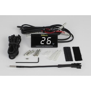 SP TAKEGAWA (Special Parts TAKEGAWA) Compact LED Thermometer with Stick Temperature Sensor