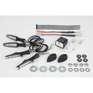SP TAKEGAWA (Special Parts TAKEGAWA) Stream Line LED Blinker Kit