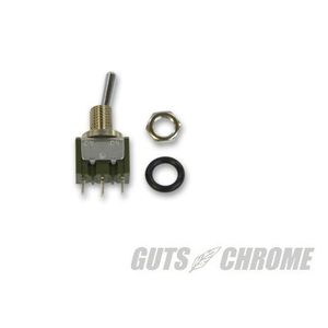 GUTSCHROME ON-ON Waterproof Toggle Switch