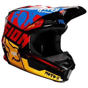 FOX MX19 V1 HELM CZAR