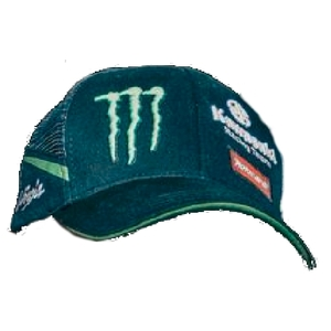 KAWASAKI KAWASAKI Racing Team World Super sykkel Cap