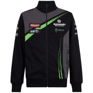 KAWASAKI KAWASAKI Racing Team World Super bike Sweat Shirt