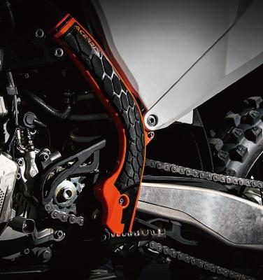 【ACERBIS】X-GRIP 車架保護蓋 - 「Webike-摩托百貨」