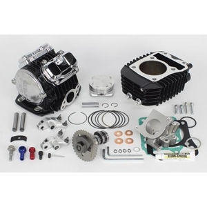 SP TAKEGAWA (Special Parts TAKEGAWA) Super Head 4V+R (5-shaft Port Processing) Bore Up Kit 181cc