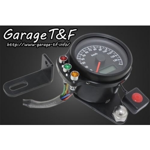 GARAGE T&F Mini tachimetro e indicatore Set SIDE Delivery Spec.