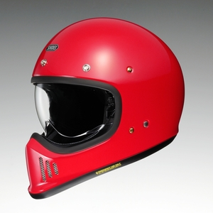 SHOEI EX - ZERO [E-X Zero Shine Red ] Helmet