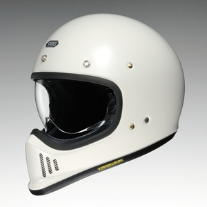 SHOEI EX - ZERO [EX Zero Off - Blanc] Casque