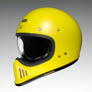SHOEI EX - ZERO [E-X Zero Brilliantcolor:Yellow ] Helmet