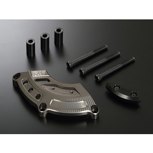 YOSHIMURA Engine Case Guard Kit Generator Cover