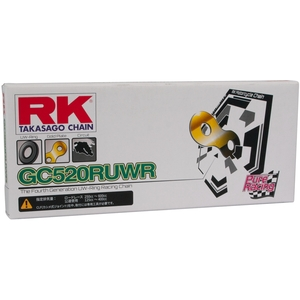 RK GC Racing Gold Chain Series GC520RUWR