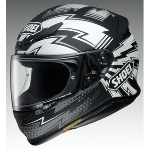 SHOEI [Accepting Reservation •November 2018 Release Schedule] Z-7 VARIABLE [TC-5 BLACK/SILVER] Helmet