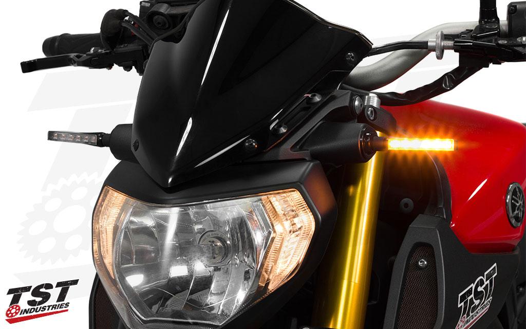 LED Front Pod Turn Signal Bundle