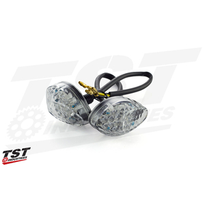 TST Full Fit LED Front Flushmount Turn Signals