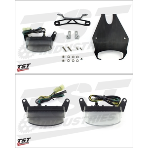 TST Undertail Integrated Tail Light System