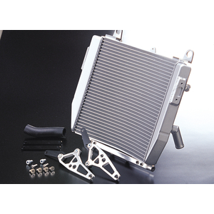 NITRO RACING Wide Radiator Kit
