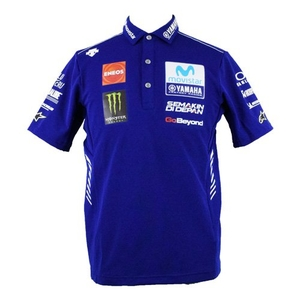 YAMAHA Team Polo skjorte