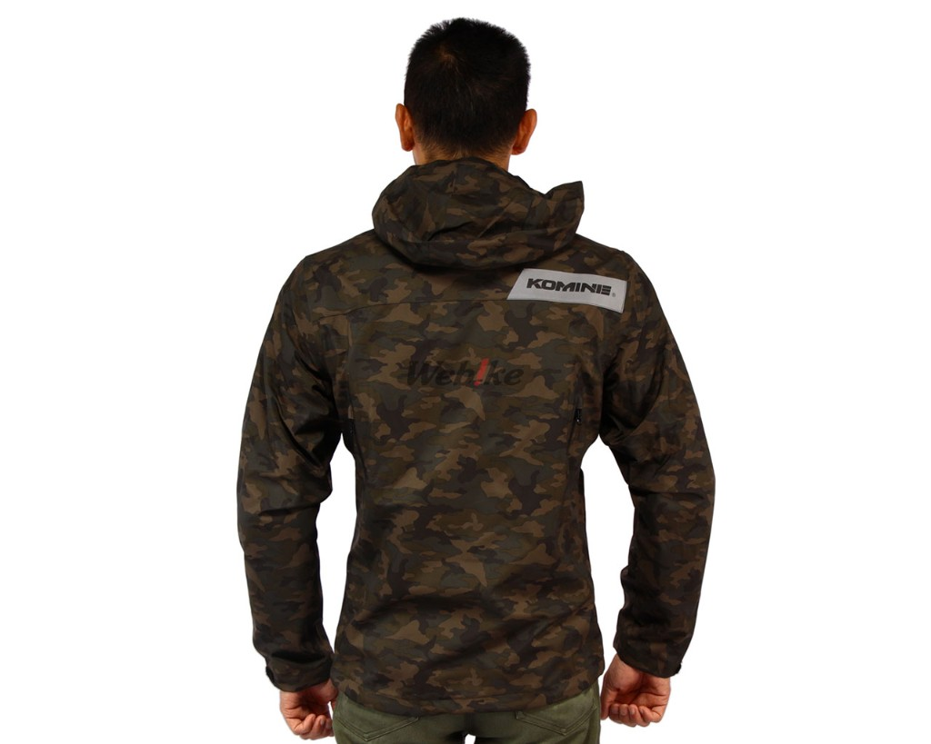 KOMINE JK-555 WP Protection 3L-Parka Color /& Size Variations