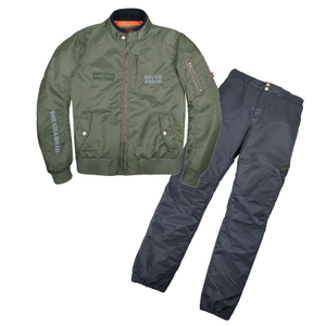 ROUGH&ROAD MA-1R Winter Suit FP Ladies