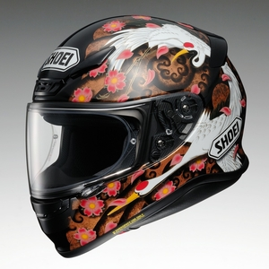 SHOEI Z-7 TRANSCEND [TC-10 GOLD/BLACK] Helmet [Webike Limited Inventory]