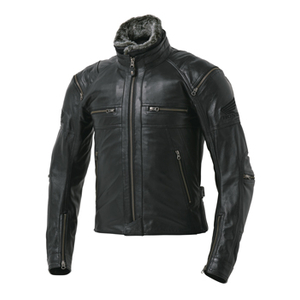 HONDA RIDING GEAR Leather Bore Jacket