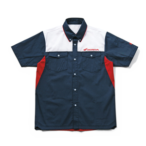 HONDA RIDING GEAR HONDA Pit Shirt SS