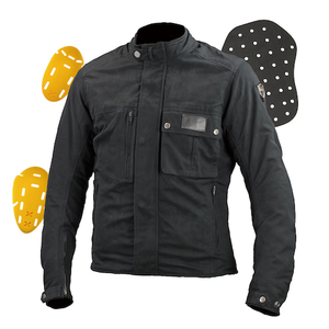 KOMINE JK-595 Protect Waterproof Short Cotton Jacket