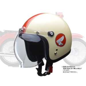 HONDA RIDING GEAR SUPER CUB 60 주년 기념 한정 헬멧