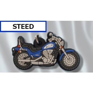 HONDA RIDING GEAR PVC 고무 키 홀더