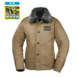 ROUGH&ROAD N - 1 R Bore Winter Jacketfp