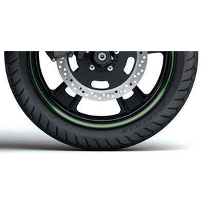KAWASAKI Wheel Pin Stripe