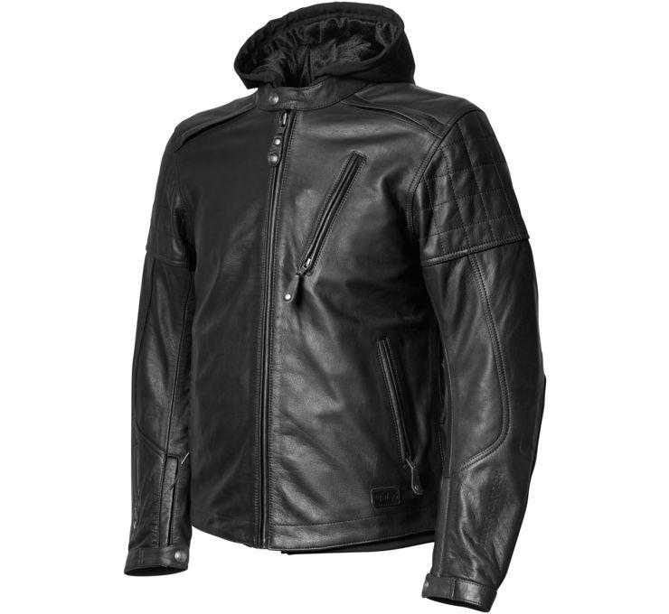 RSD Roland Sands Design   Designová pánská kožená bunda Jagger  RSD ... 8dca14089dc