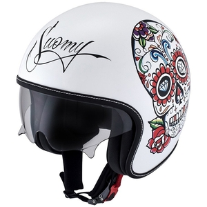 SUOMY ROKK CALAVERA WH / CO 헬멧