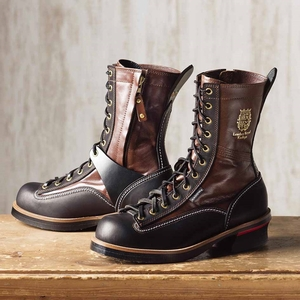 KADOYA RIDE LOGGER Boots [K'S LEATHER]