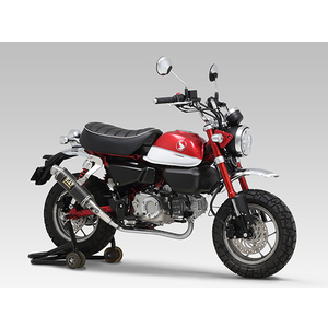 YOSHIMURA Machine gebogen GP-MAGNUMCYCLONE EXPORT SPEC Japan gecertificeer