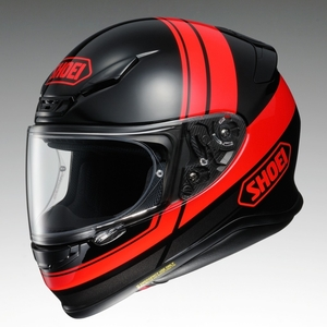 SHOEI Z-7 PHILOSOPHER [TC-1 RED/BLACK] Helmet