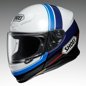 SHOEI Z-7 PHILOSOPHER [TC-2 BLUE/WHITE] Helmet