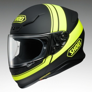 SHOEI Z-7 PHILOSOPHER [TC-3 YELLOW/BLACK] Helmet