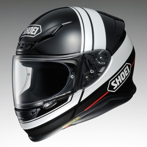 SHOEI Z-7 PHILOSOPHER [TC-5 BLACK/WHITE] Helmet